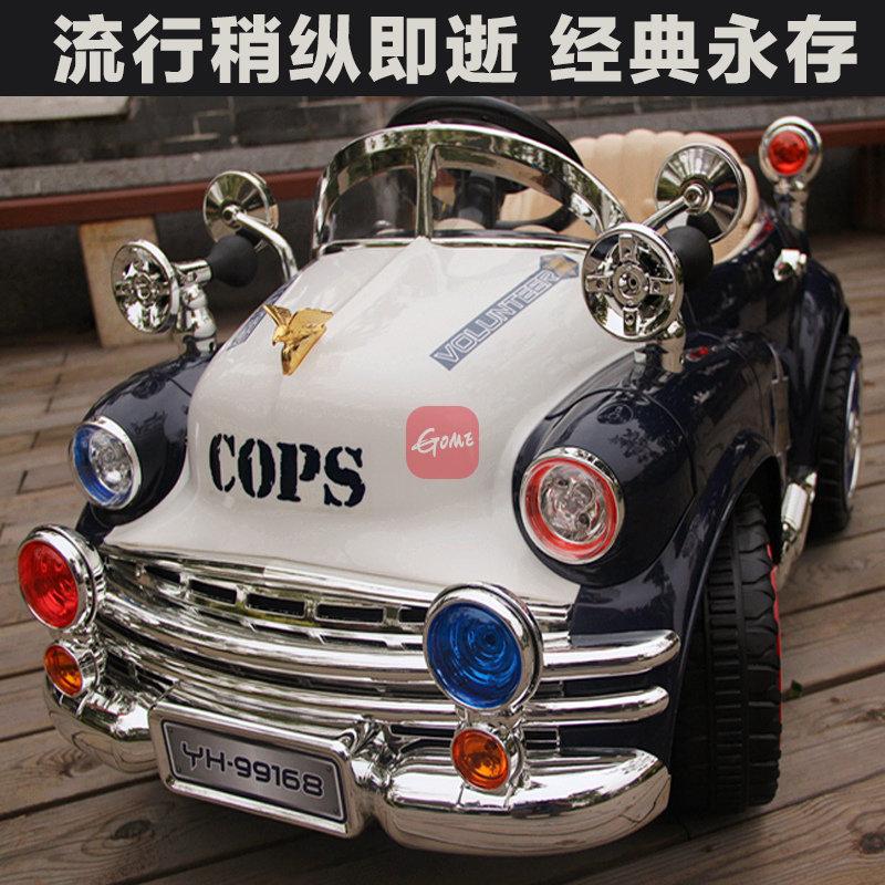 【包邮】鹰豪新款儿童电动车(摇摆功能 带遥控器)鹰豪新款儿童电动车