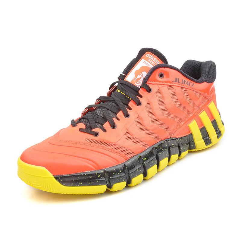 Adidas阿迪达斯2014新款男子运动篮球鞋C77696(C77696 43)第5张商品大图