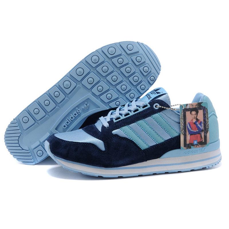 adidas 新款 三叶草运动鞋 慢跑鞋男鞋ZX500-M21735(ZX500-M21735 44)第4张商品大图